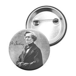Badge Epingle Hector Berlioz