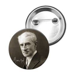 Badge Epingle Maurice Ravel