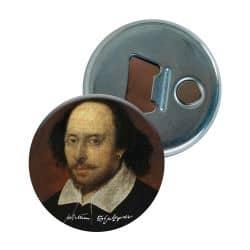 Decapsuleur William Shakespeare