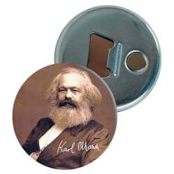 Decapsuleur Karl Marx