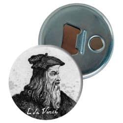 Decapsuleur Leonard de Vinci