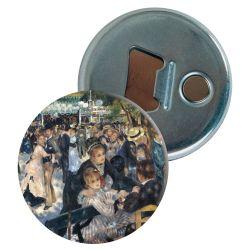 Decapsuleur Auguste Renoir - Le bal du moulin de la galette