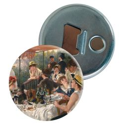 Decapsuleur Auguste Renoir - Le dejeuner des cannotiers