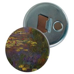 Decapsuleur Claude Monet - Les nympheas