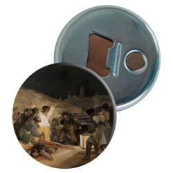 Decapsuleur Francisco de Goya -  Le trois mai