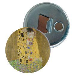 Decapsuleur Gustav Klimt - Le Baiser