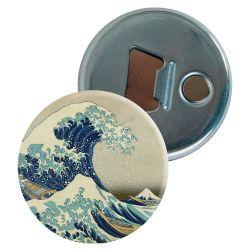 Decapsuleur Hokusai - La Grande Vague de Kanagawa