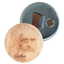 Decapsuleur Leonard de Vinci - Autoportrait
