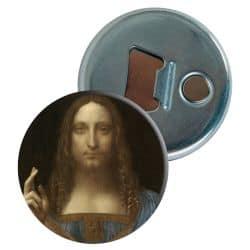 Decapsuleur Leonard de Vinci - Salvador Mundi