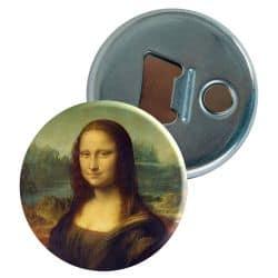 Decapsuleur Leonard de Vinci - Mona Lisa