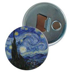 Decapsuleur Vincent Van Gogh - La nuit Etoilee