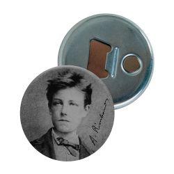 Decapsuleur Arthur Rimbaud