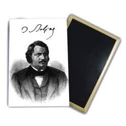Magnet Honore de Balzac