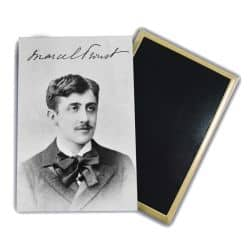Magnet Marcel Proust