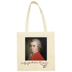 Sac Shopping ECRU Wolfgang Amadeus Mozart