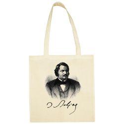 Sac Shopping ECRU Honore de Balzac