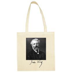 Sac Shopping ECRU Jules Vernes