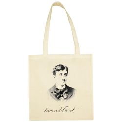 Sac Shopping ECRU Marcel Proust