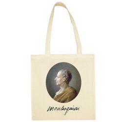 Sac Shopping ECRU Montesquieu