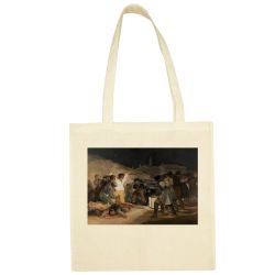 Sac Shopping ECRU Francisco de Goya -  Le trois mai