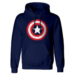 Sweat capuche NOIR Marvel...