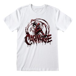 T-shirt BLANC Marvel Comics...