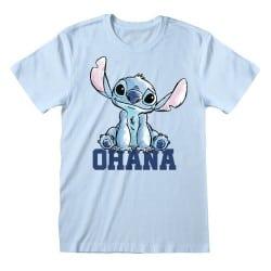 T-shirt Blue Lilo   Stitch...