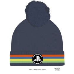 Bonnet Pom BLEU Playstation...