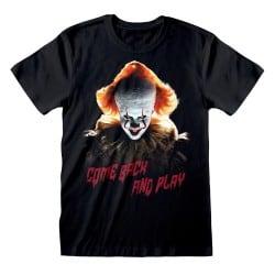 T-shirt NOIR IT Chapter 2 -...