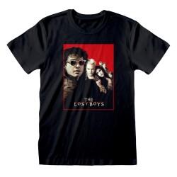 T-shirt NOIR Lost Boys -...