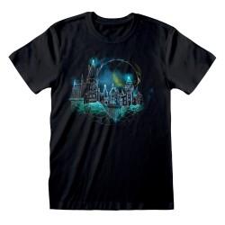 T-shirt NOIR Harry Potter -...