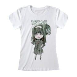 T-shirt Femme BLANC Junji...