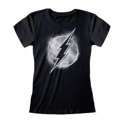 T-shirt Femme NOIR DC Flash...