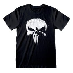 T-shirt NOIR Punisher TV -...