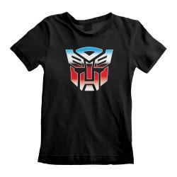 T-shirt NOIR Transformers -...
