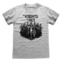 T-shirt GRIS CHINE Star...
