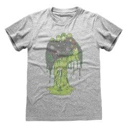 T-shirt GRIS CHINE X-Box -...