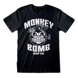 T-shirt NOIR Call of Duty -...