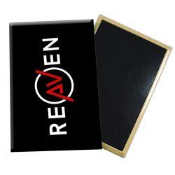 Magnet NOIR Logo Reaven