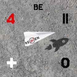 CD Reaven Carte Postale Dediacee