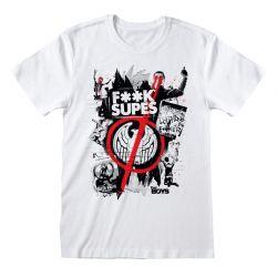 T-shirt BLANC Boys, The - Fk Supes
