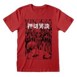 T-shirt ROUGE Junji Ito - Dripping