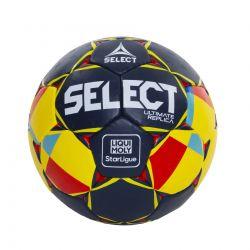 Ballon Replica Officiel SELECT Handball Ultimate LNH saison 21_22