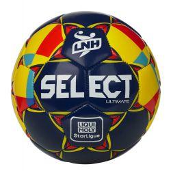 Ballon de match Officiel SELECT Handball Ultimate LNH saison 21_22