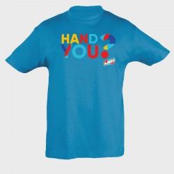 T-shirt Enfant TURQUOISE...
