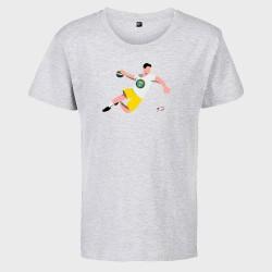 T-shirt Enfant GRIS Joueur...