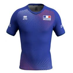 Maillot Homme BLEU Equipe De France Volleyball 2020