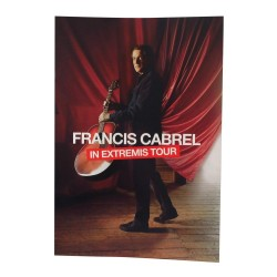 Programme Francis Cabrel
