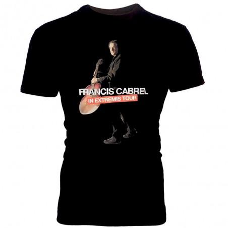 T-shirt affiche Francis Cabrel