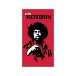 Stickers Jimi Hendrix revolution